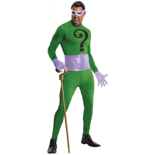 Grand Heritage The Riddler Costume for Men STD