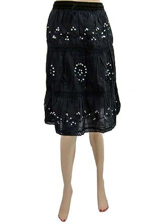 knee length skirts for juniors