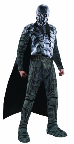 Rubie's Costume Superman Man Of Steel Deluxe Adult Muscle Chest General Zod Costume