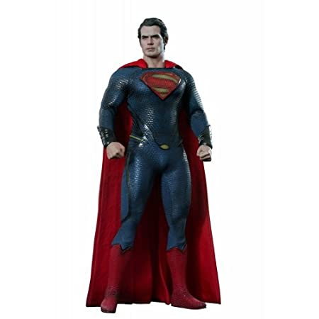 Hot Toys - Htmms200 - Figurine Cinéma - Man Of Steel - Superman - Echelle 1/6