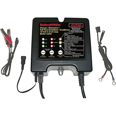 Cheap  Batteries Prices on Price   Review Battery Charger Car   Batteryminder 12248 Battery