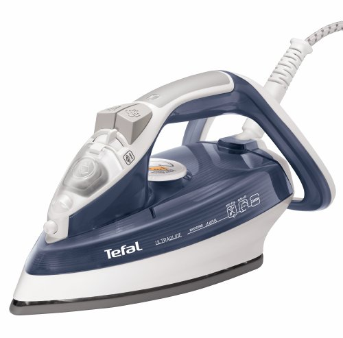 Tefal Ultraglide FV4488G1 Anti-Scale Steam Iron - 2300 Watt - Night Blue