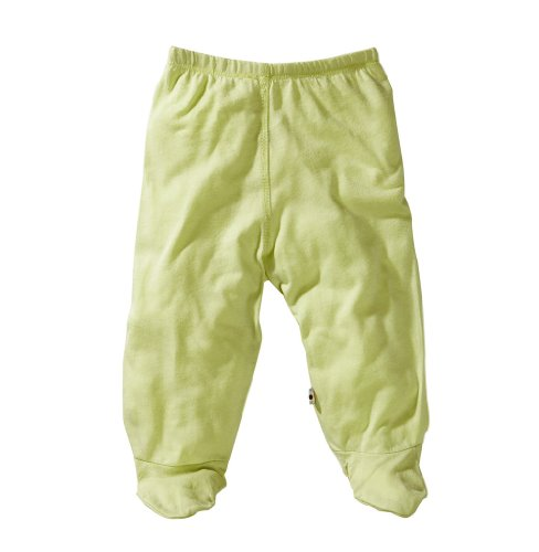 Baby Soy O Soy Footie Pants, 0-3M (Meadow) front-1005763
