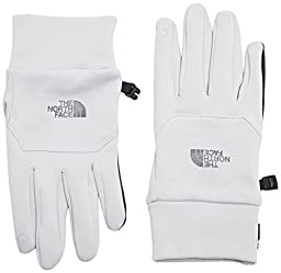 The North Face Etip Gloves - High Rise Grey