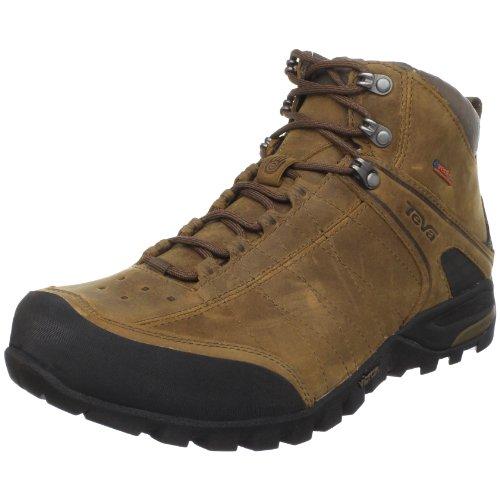 teva men s riva leather mid event waterproof hiking boot