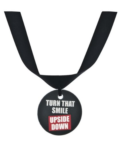 "Ganz Grumpy Cat Collar Accessory ""Turn That Smile Upside Down"""