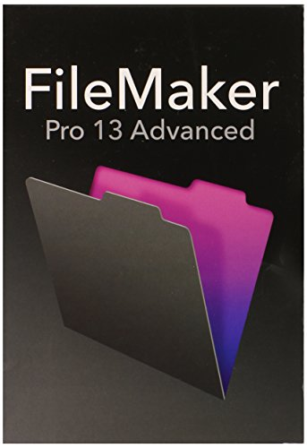FRENCH FILEMAKER PRO 13 ADV