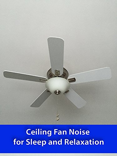 Ceiling Fan Noise for Sleep and Relaxation