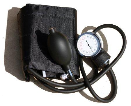 Blutdruckmessgerät, Königsblau Dual Head Stethoskop