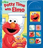 img - for Sesame Street: Potty Time with Elmo (1 2 3 Sesame Street) [Board book] [2011] 2nd Ed. Editors of Publications International book / textbook / text book