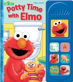Sesame Street: Potty Time With Elmo (1 2 3 Sesame Street) [Board Book] [2011] 2Nd Ed. Editors Of Publications International front-886813