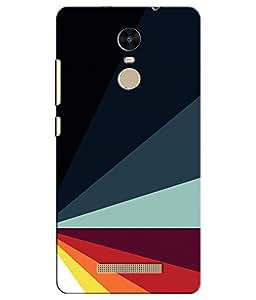 Citydreamz Back Cover for Xiaomi Redmi Note 3