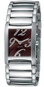 Esprit Damen-Armbanduhr trace Analog Quarz ES103722002