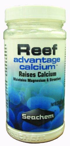 Seachem Laboratories Inc 316 Reef Advantage Calcium 250 Gram