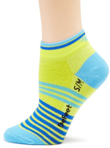 Image of DeFeet Women's Speede Slinky Blue Sock (SPDSLB101-P)