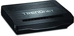 TRENDnet N300 Wireless ADSL 2+ Modem Router TEW-722BRM