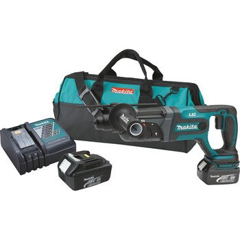 Buy Discount Makita XRH04 18V LXT Lithium-Ion Cordless 7/8-Inch Rotary Hammer Kit