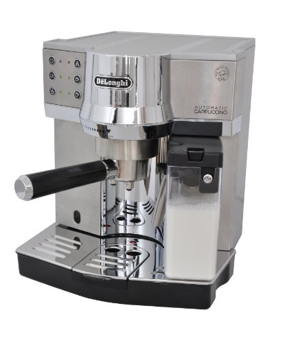 Delonghi EC850.M Pump Espresso with Simple Touch Milk Carafe