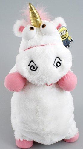 "Despicable Me ""It's So Fluffy"" Agnus the Unicorn 26"" Plush Pillow Doll"