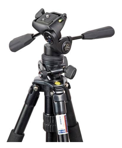 Giotto's MTL9351 B Tripod + MH5011 Three Way