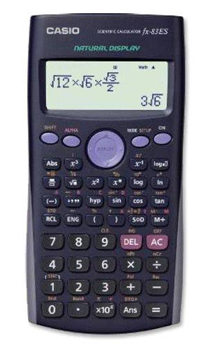 Casio Fx-83Es Scientific Calculator front-823954