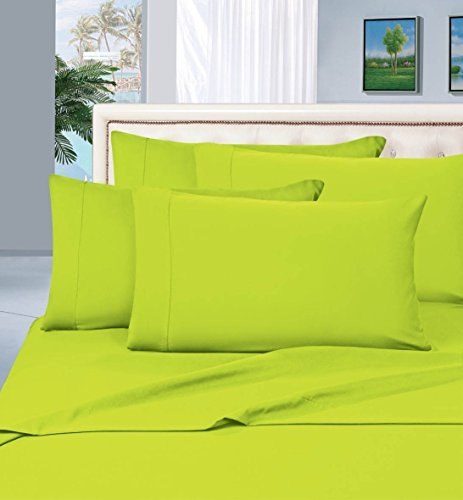 lime green sheets
