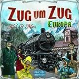 チケット トゥ ライド ヨーロッパ  ZUG um ZUG(乗車券 Ticket to ride Europe)