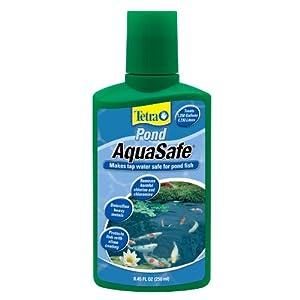 TetraPond AquaSafe, 8.4-Ounce, 250-Ml