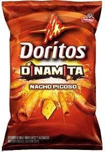 Doritos Dinamita Nacho Picoso Tortilla Chips