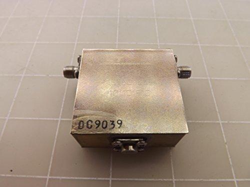 St Microwave Corp 27338, 0960 0084, 101101910 Rf Circulator T45848