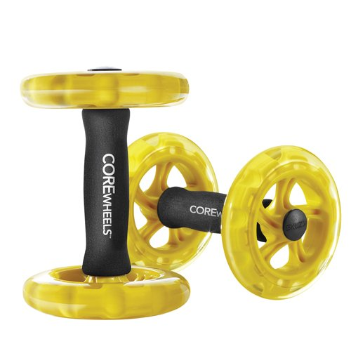 SKLZ Core Wheels Dynamic Strength & Ab Trainer (Push Up Wheel compare prices)