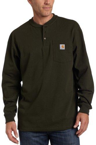 Carhartt Men's Workwear Henley Shirt