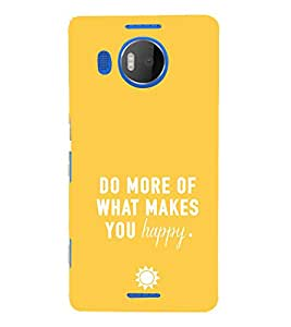 Ebby Premium Printed Mobile Back Case Cover With Full protection For Nokia Lumia 950 XL / Microsoft Lumia 950 XL (Designer Case)