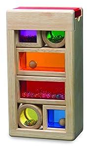 Wonderworld Wooden Rainbow Sound Blocks from Wonderworld