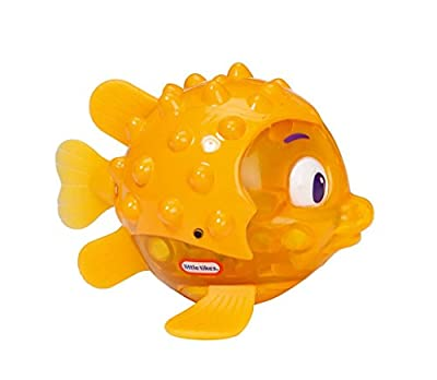 Little Tikes Sparkle Bay Flicker Fish Water Toy - Puffer Fish by MGA Entertainment that we recomend individually.