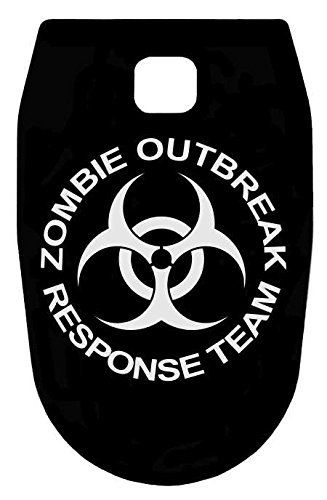 Magazine Base Plate For Smith & Wesson M&P 9Mm/40 Zombie Outbreak Response Team