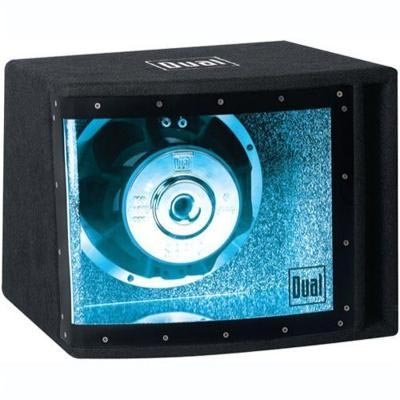 inch Dual subwoofer -
