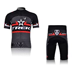 2012 Style Cycling Jersey Set Short-sleeved Jersey Tenacious Life perspiration Breathable by XAOYO