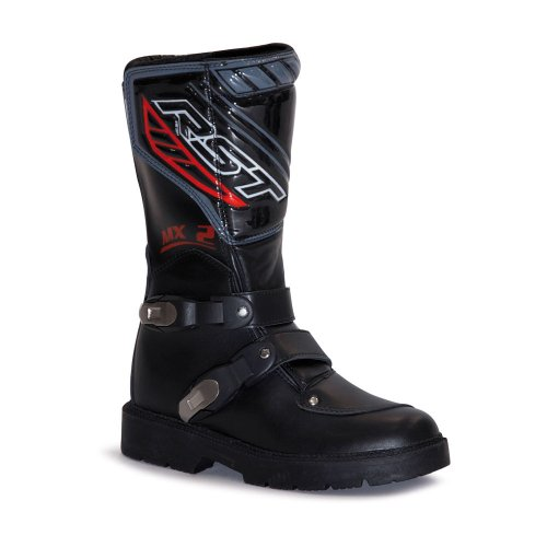 RST 3 UK Kids Motocross Motorcycle Enduro Off Road Riding Tourin Pit Bike Quad Bike Boots