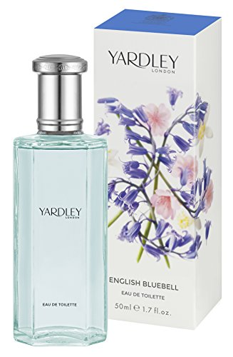 Yardley London, English Bluebell, Eau de Toilette da donna, 50 ml
