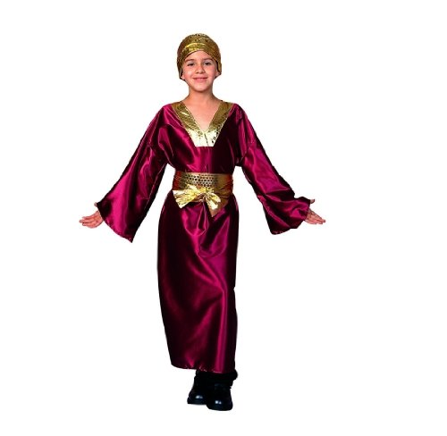 Child's Wiseman Costume Size Small (4-6)