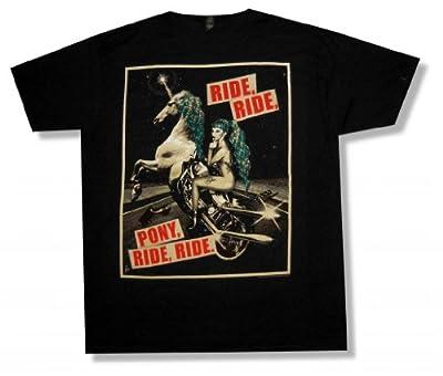 "Bravado Men's Lady Gaga ""Pony Ride"" 2013 Tour T-Shirt"