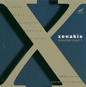 Xenakis: Ensemble Music 1