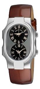 Philip Stein Women's 1GCBLCH Patent Strap Watch