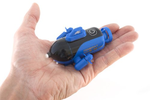 Mini-RC-U-Boot-Explorer-II-Submarine