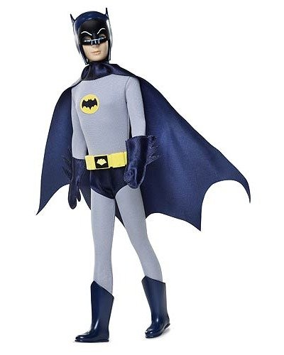 Review for BARBIE (Barbie) / Batman 1966: Ken as Batman (japan import)