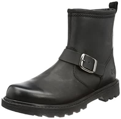 Cat Footwear UTILITY BIKER P716875, Herren Biker Boots, Schwarz (MENS BLACK), EU 40 (UK 6) (US 7)