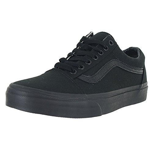 Vans Adult Old Skool Core Classics, Black/Black size 10.5 men's/ 12 Women's (Vans Classic Shoes Men compare prices)