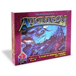 Reiner Knizia's Atlanteon Board Game - 1