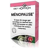 Diet horizon - Ménopause - 60 comprimés - Vivre sa ménopause avec sérénité